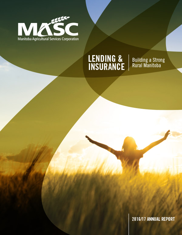Manitoba Agricultural Services Corporation (MASC) Annual Report 2016-2017